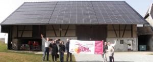 cooperative locale centrale solaire