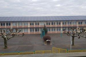 Kingersheim Ecole du Centre